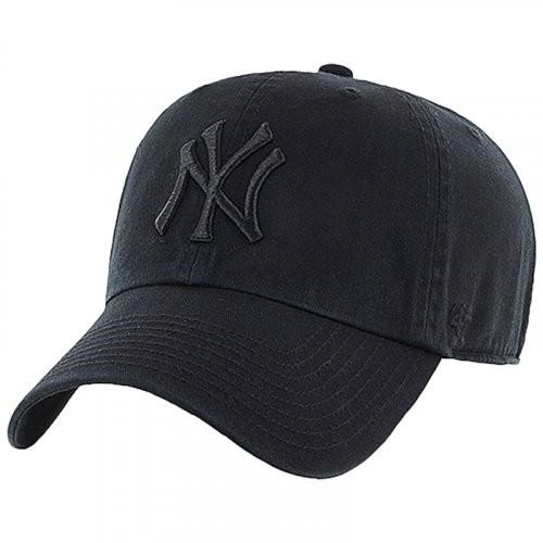 Кепка 47 Brand CLEAN UP NEW YORK YANKEES (B-RGW17GWS-BKI)