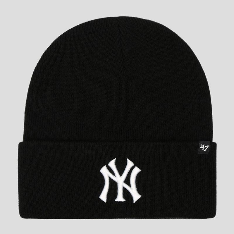 Шапка 47 Brand Haymaker New York Yankees (B-HYMKR17ACE-BKA)
