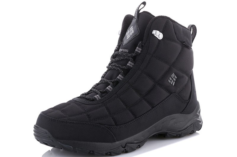 Ботинки Columbia FIRECAMP™ BOOT (1672881-012)