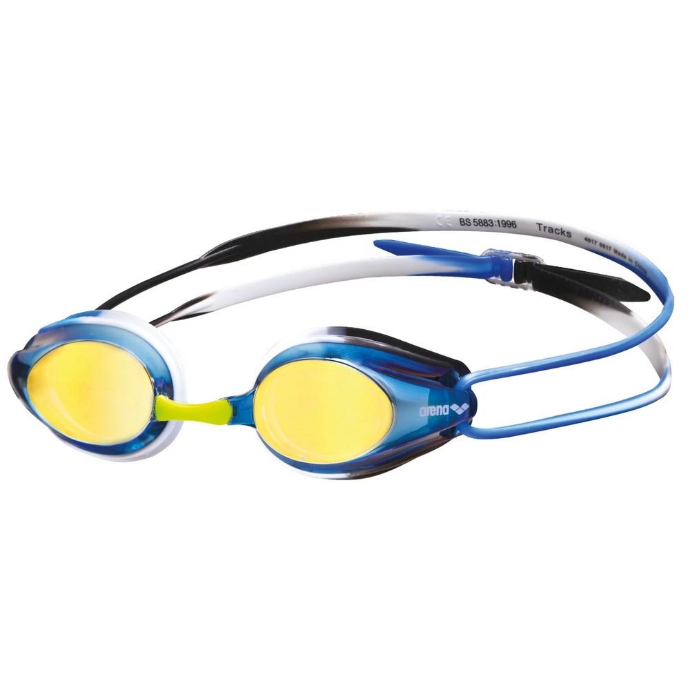 Очки для плавания Arena Tracks Mirror (92370-775)