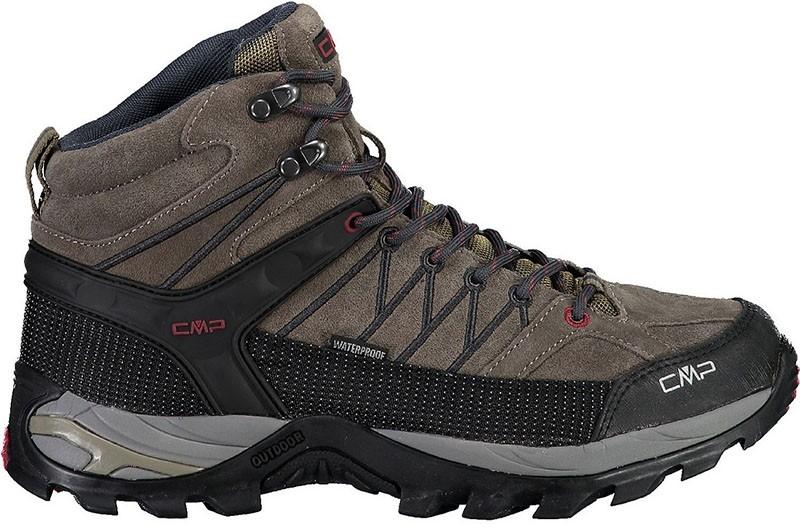 Ботинки мужские CMP RIGEL MID TREKKING SHOES WP (3Q12947-02PD)