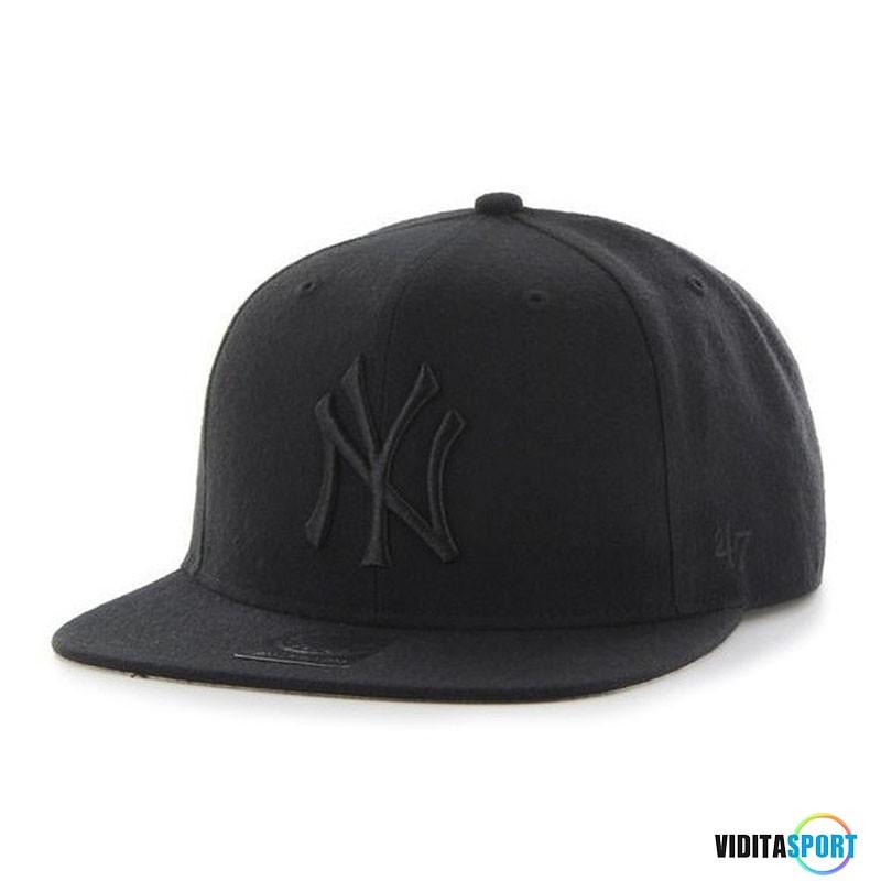 Кепка 47 Brand New York Yankees Sure Shot (B-SRS17WBP-BKB)