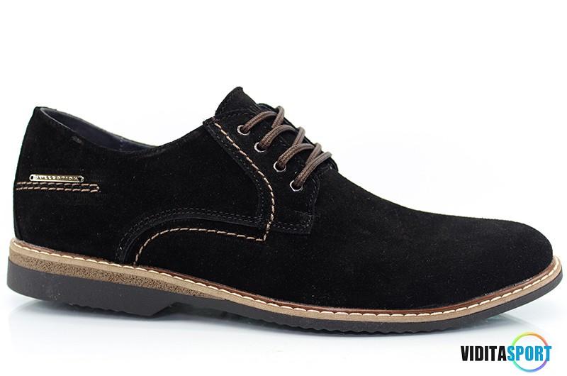 Мужские туфли Multi Shoes Frank черн.