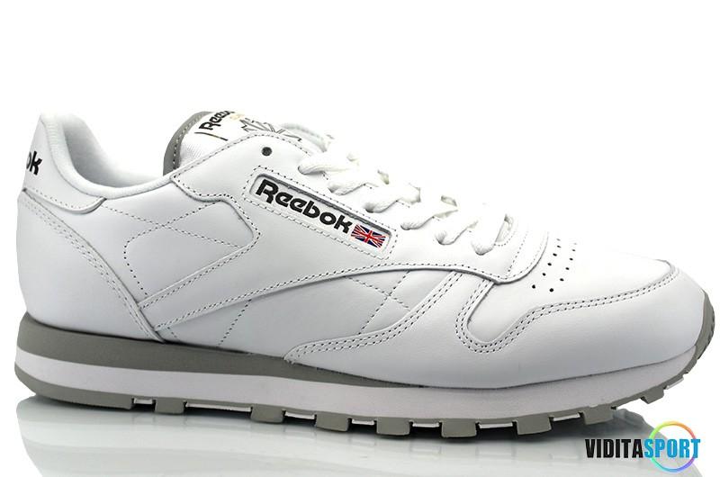 Кроссовки Reebok Classic Leather 2214 - купить в Киеве дешево 8d04782e0aa76