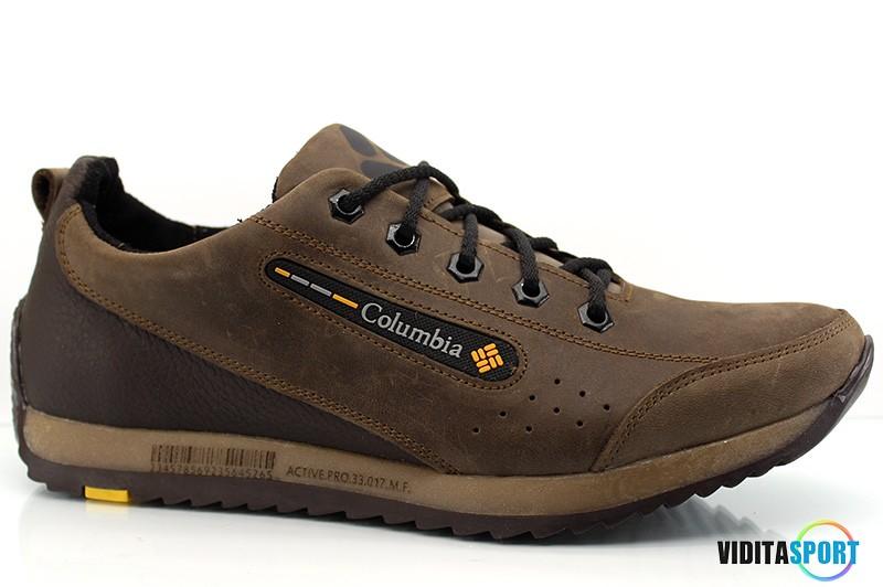 Мужские спортивные туфли Extrem С117 коричневый