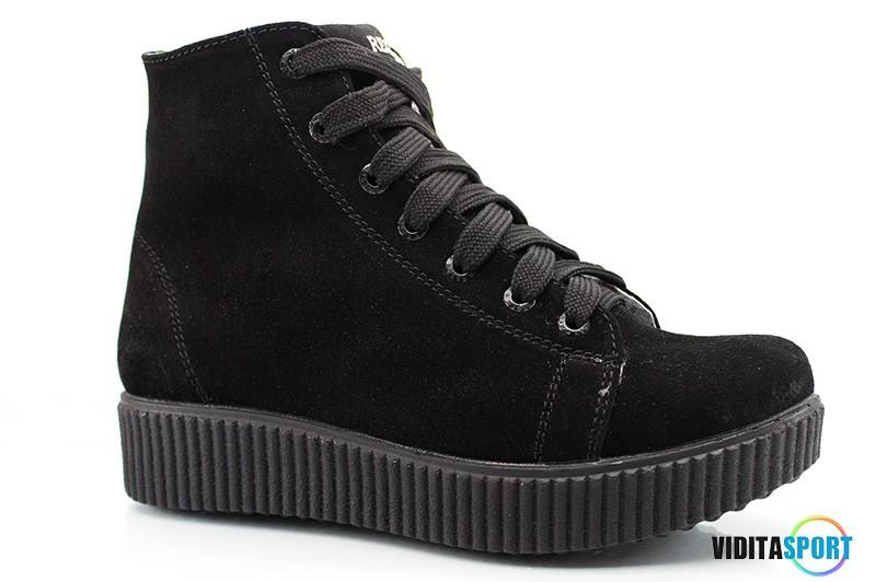 Зимние ботинки Regen (1224 черный)