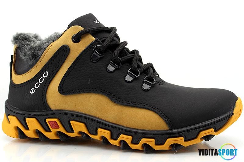 Зимние ботинки Ecco (821-1)