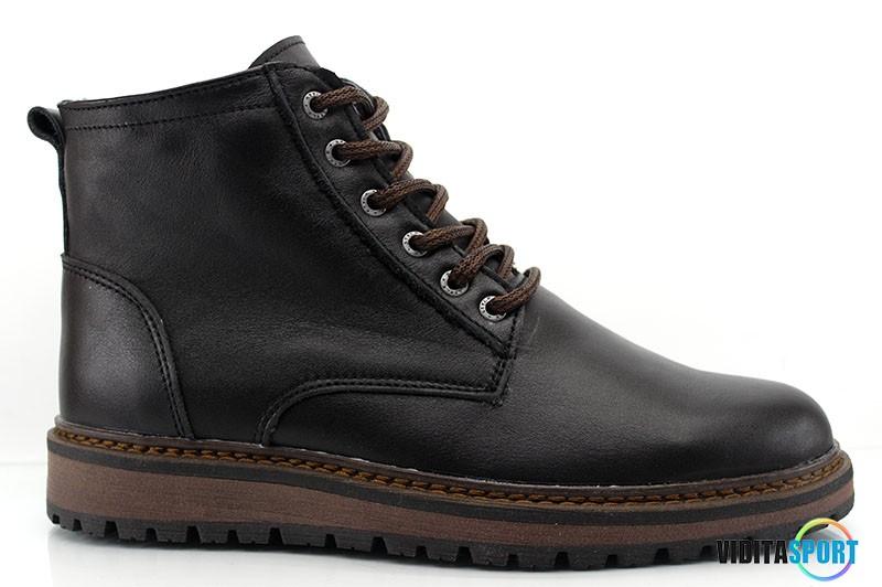 Зимние ботинки Multi Shoes (Valter черный)