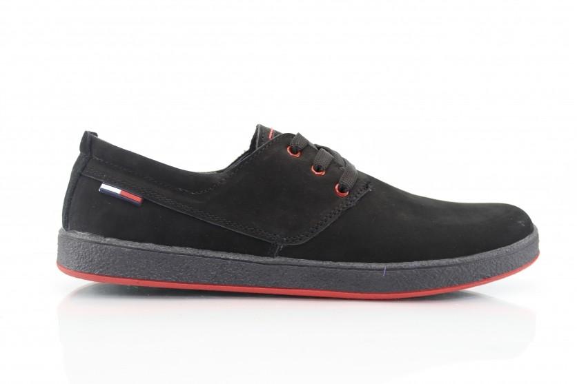 Мужские спортивные кеды Multi Shoes Color черн.