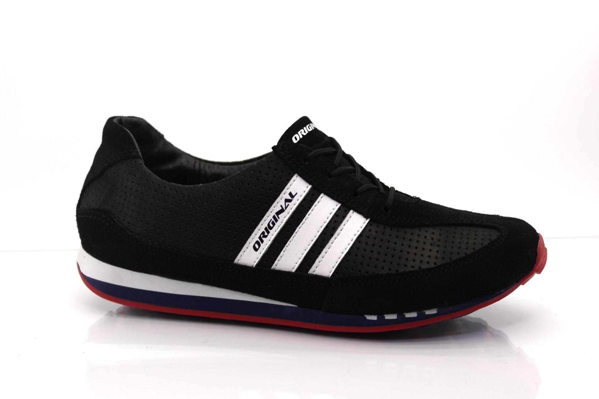 Спортивные туфли Extrem 15505 черн.