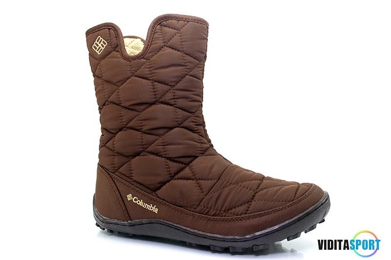 Сапоги Columbia MINX SLIP II OMNI-HEAT Womens Mid Boots BL1597-256