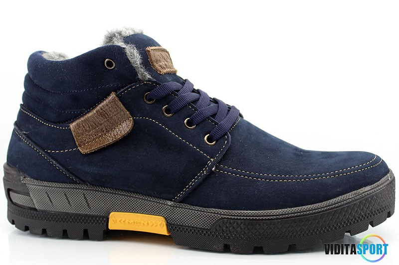 Зимние ботинки Multi Shoes (Confi синий)