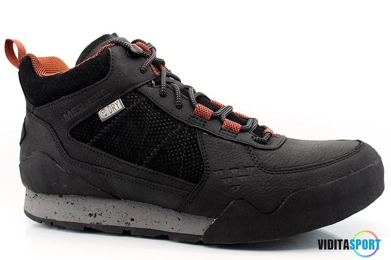 Ботинки Merrell BURNT ROCK MID WTPF Men's Boots (91741)