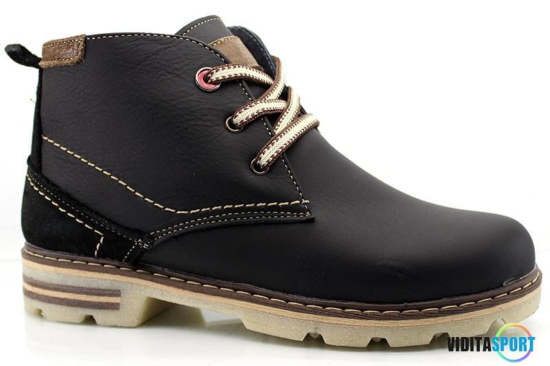 Зимние ботинки Multi Shoes (Sat черный)