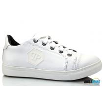 Спортивные туфли Philipp Plein (белый)