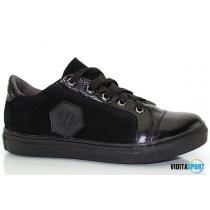 Спортивные туфли Philipp Plein (черный)