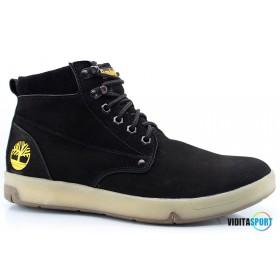 Зимние ботинки Timberland (T-32 черные)